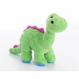 GoDog GoDog Chew Guard Bronto Dinosaur Dog Toy