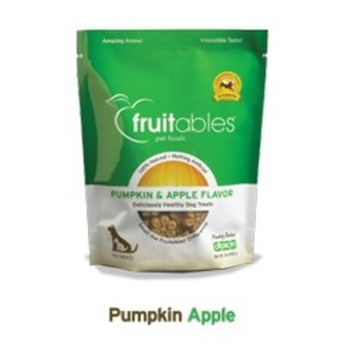 Fruitables Fruitables Pumpkin Baked Dog Treats