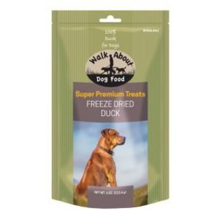 Walkabout Dog Treats Walkabout Freeze Dried Treats