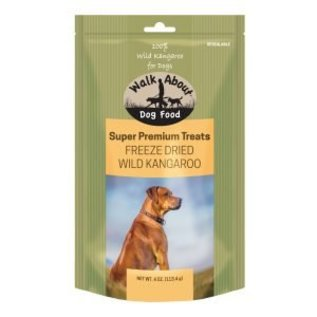 Walkabout Dog Treats Walkabout Freeze Dried Treats