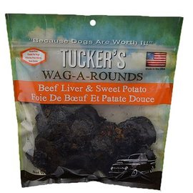 Tucker's Raw Frozen Tucker's Wag a Rounds Liver Treats