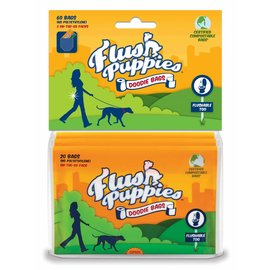 Pawsome Pet Products Pawsome Pet Flushable Pick Up Bags