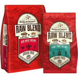Stella & Chewy's Stella and Chewy's Raw Blend Dog Food