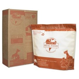 Steves Real Food Steve's Real Frozen Raw Dog Food Nuggets