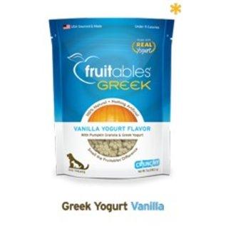 Fruitables Fruitables Baked Greek Dog Treats