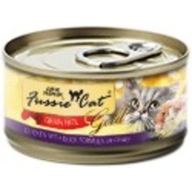 Fussie Cat Fussie Cat Gold Label Wet Food Case