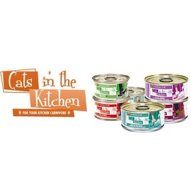 Weruva Cats in the Kitchen Cans Case