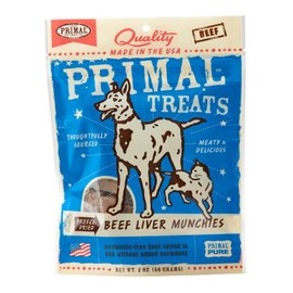 Primal Pet Foods Primal Pet Foods Liver Munchie Treats