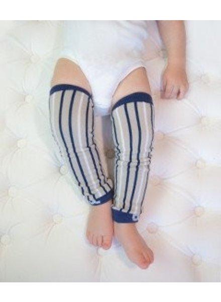 Baby Leggings Baby Leggings - SONIC blue and grey
