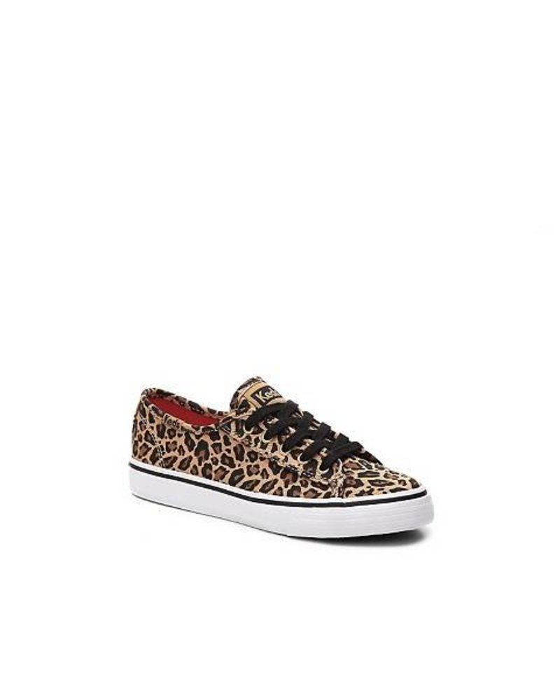 KEDS Canvas leopard