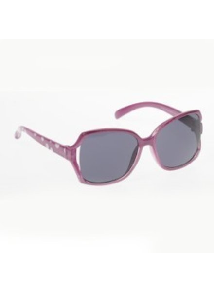 Kids Oversized Sunglasses - PINK