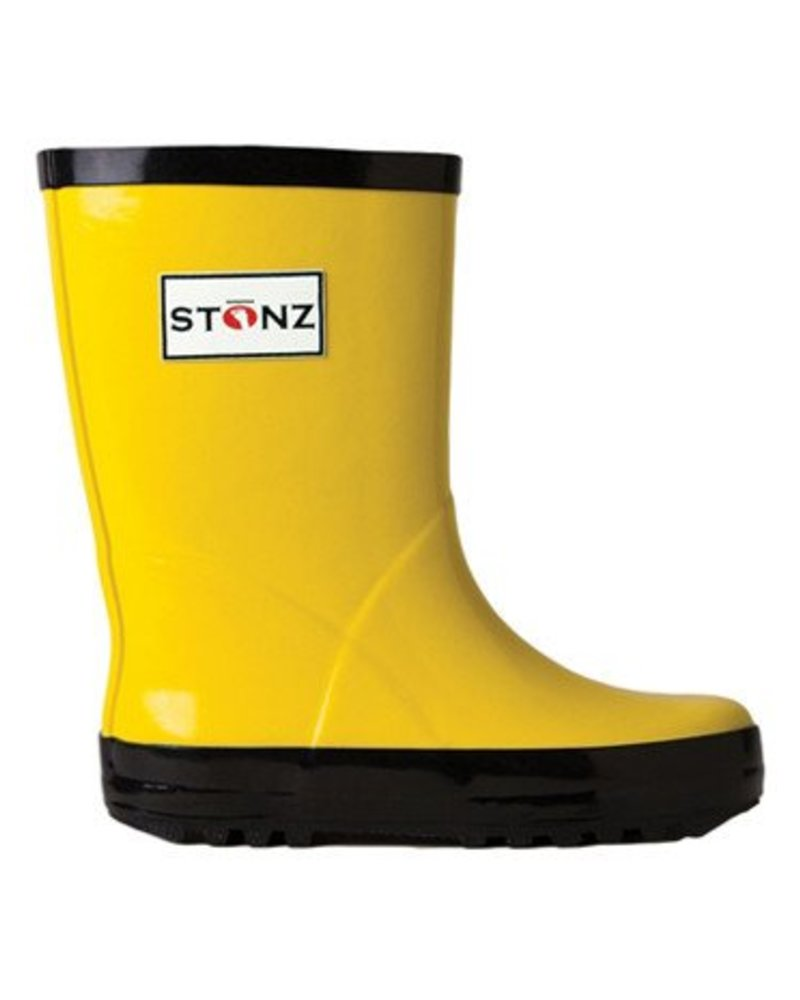 Stonz Stonz Rain Bootz - Yellow