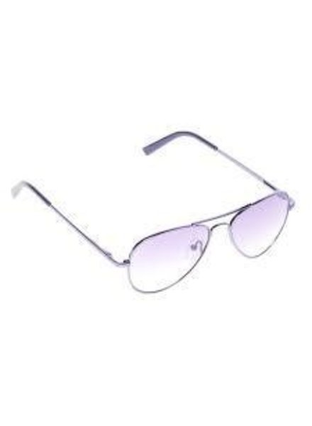 Kids Aviator Sunglasses - PURPLE