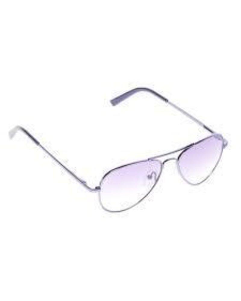 Kids Aviator Sunglasses - PURPLE