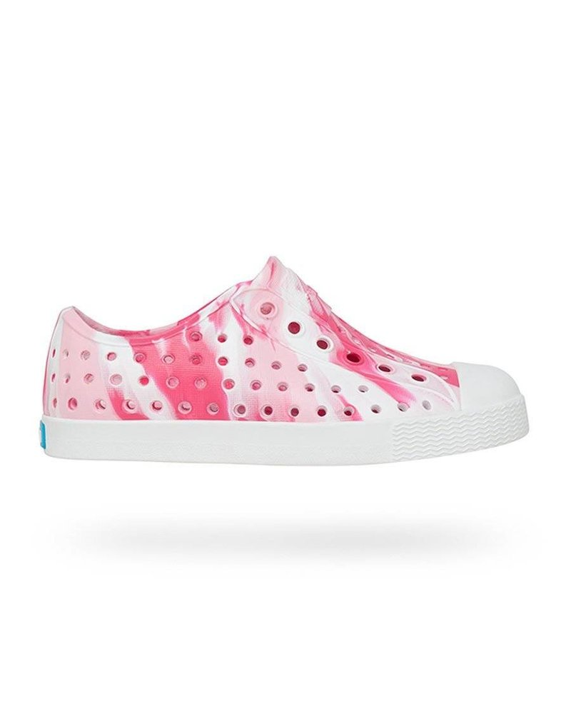 Native The 'JEFFERSON' by Native - Cherry Pink/Shell White