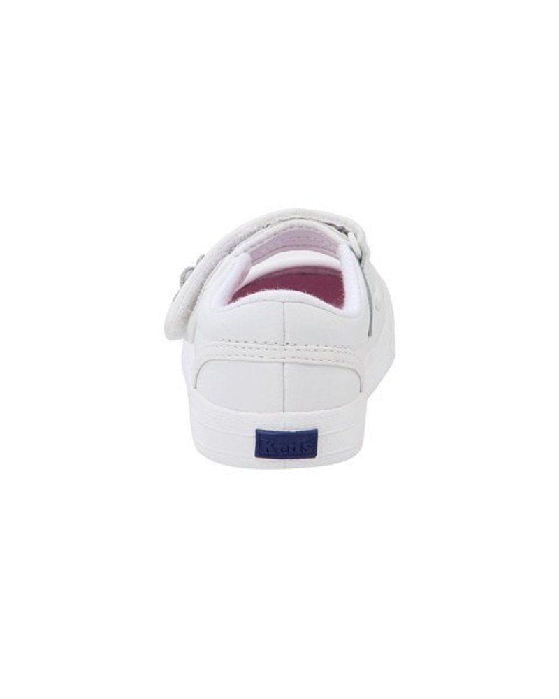 Keds Ella Mary Jane - White Leather