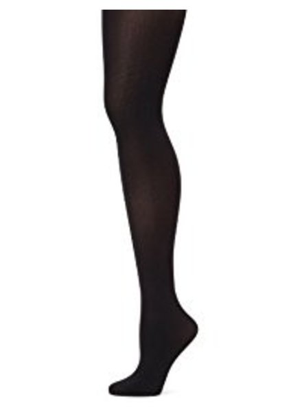 Mondor Mondor 'FOOTED' Ultra Soft Tight - Black