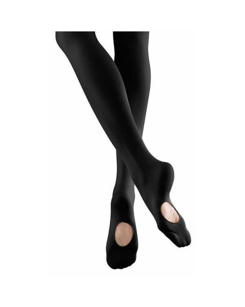 Mondor Mondor 'CONVERTIBLE' foot Ultra Soft Tight - 52 Black