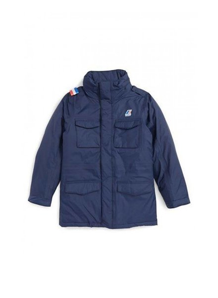 K-WAY K-Way® Manfield Jacket  (6-10 Years) Waterproof and Windproof
