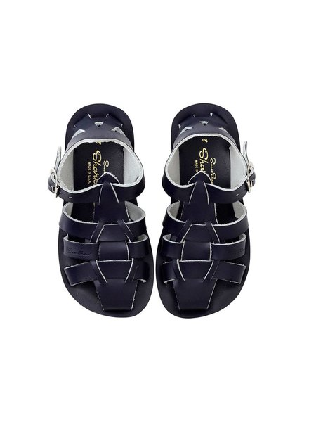 Salt Water Sandals Salt Water 'SHARKS' -  Infant, Toddler & Youth