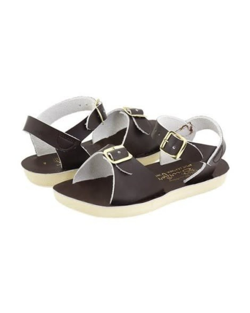 Salt Water Sandals Salt Water SURFER - Brown
