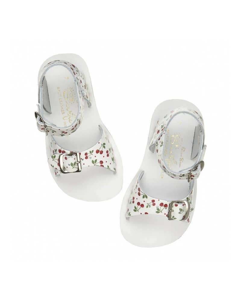 Salt Water Sandals Salt Water SURFER - Cherry Print