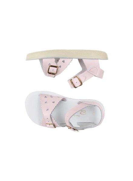 Salt Water Sandals Salt Water 'SWEETHEART' - Toddler