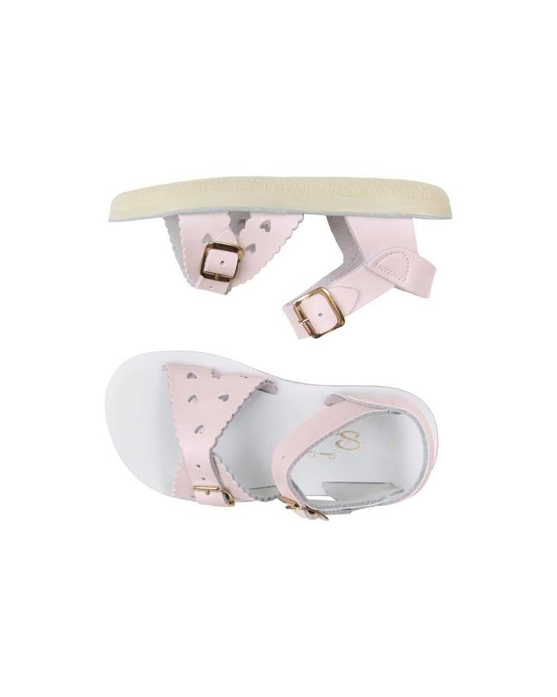 Salt Water Sandals Salt Water Sandals 'SWEETHEART' - Shiny Pink