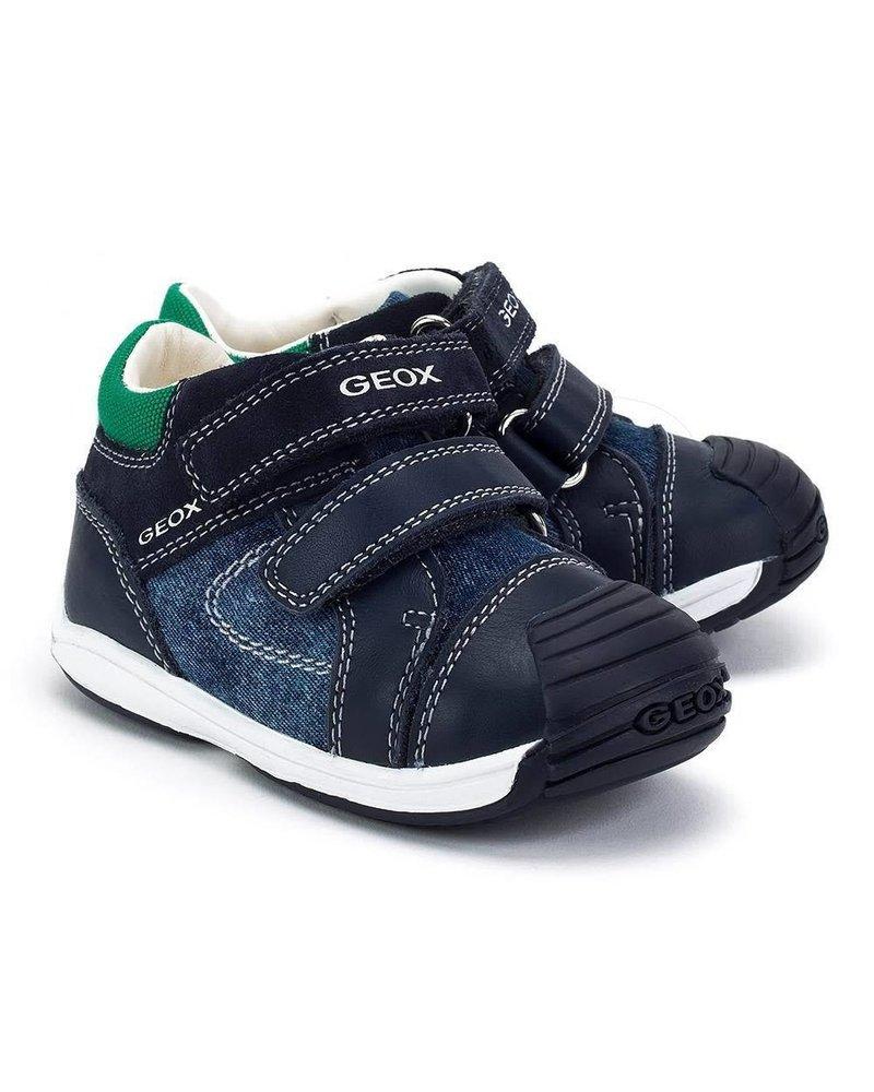 GEOX Geox Toledo - Navy/Green
