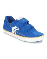 GEOX Geox Jr KILWI Canvas + Suede - Youth
