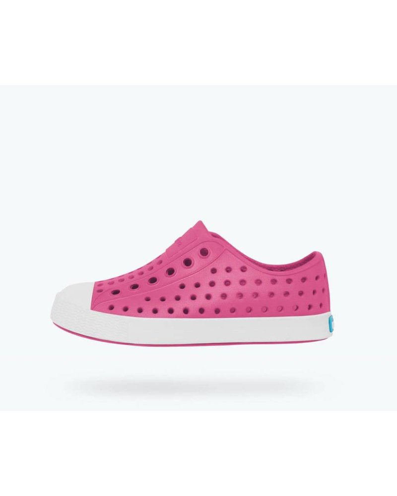 Native Native Jefferson - HOLLYWOOD PINK/SHELL WHITE