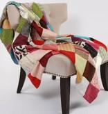 Green 3 Apparel Heirloom Woven Blanket-Spring