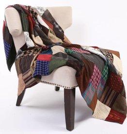 Green 3 Apparel Heirloom Woven Blanket Assorted