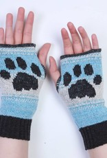 Green 3 Apparel Kitty Paw Handwarmers