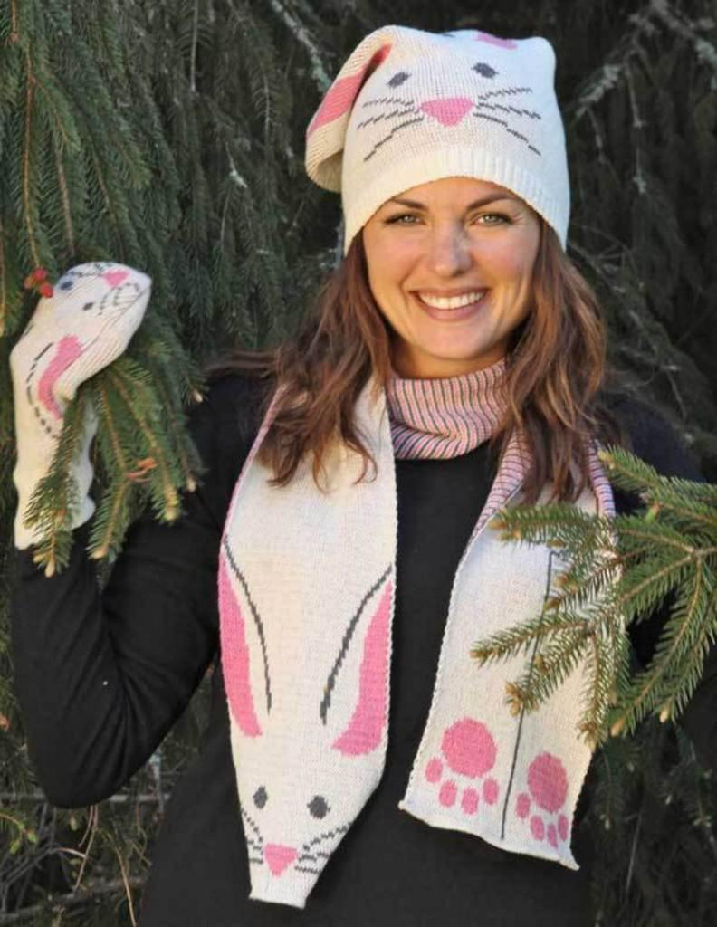 Green 3 Apparel Bunny Hat