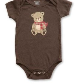 Green 3 Apparel Teddy Bear Onesie