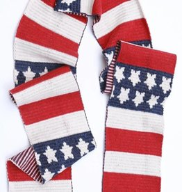 Green 3 Apparel Americana Scarf