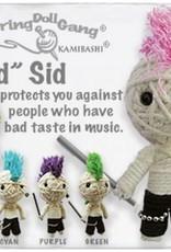 Kamibashi Vintage Sid - Punk Rock Kid