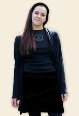 Maggies Organics A-Line Skirt