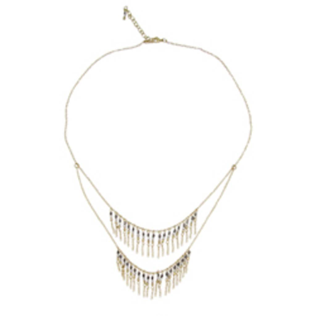 in gold mabel products fill aria chong necklace waterfall