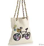 SERRV Bountiful Bicycle Tote