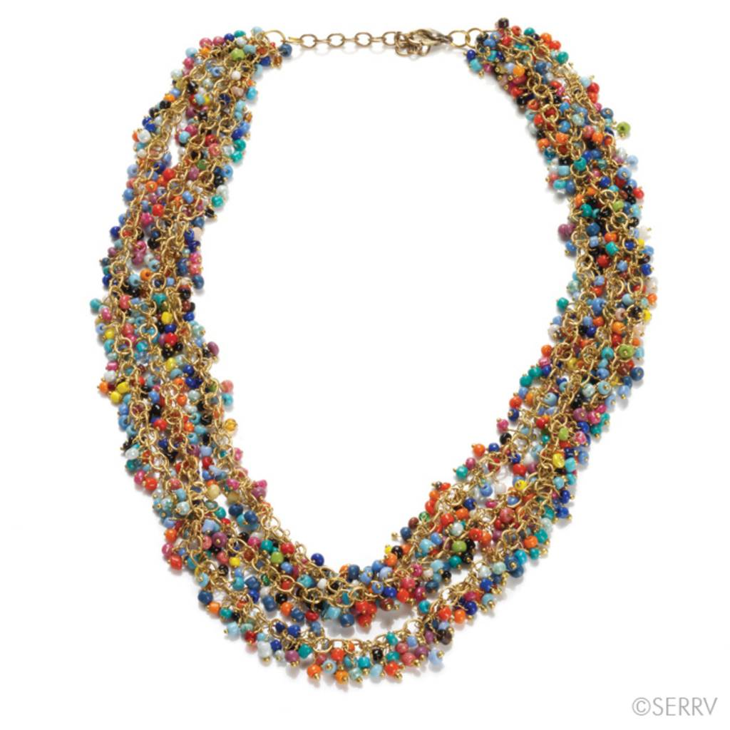 SERRV Carnival Necklace