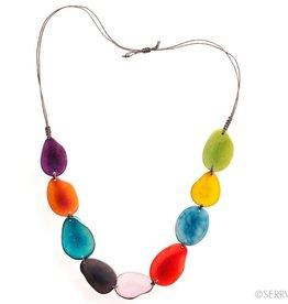 SERRV Happy Necklace