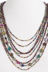 SERRV Layered Multi Necklace