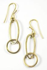 SERRV Oval Loop Earrings