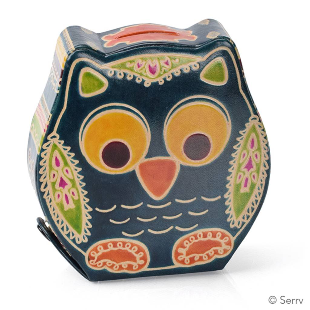 SERRV Owl Bank