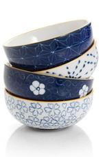 SERRV Dipping Bowls Blue Each