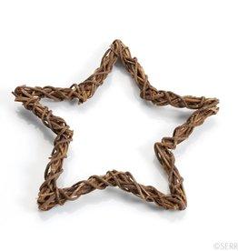 SERRV Star Wreath