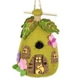dZi Fairy house birdhouse