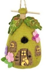 dZi Fairy house birdhouse
